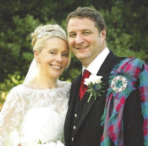 Kerry and Phil Duff - Falconry Weddings