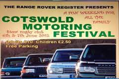 Cotswold Motoring Festival