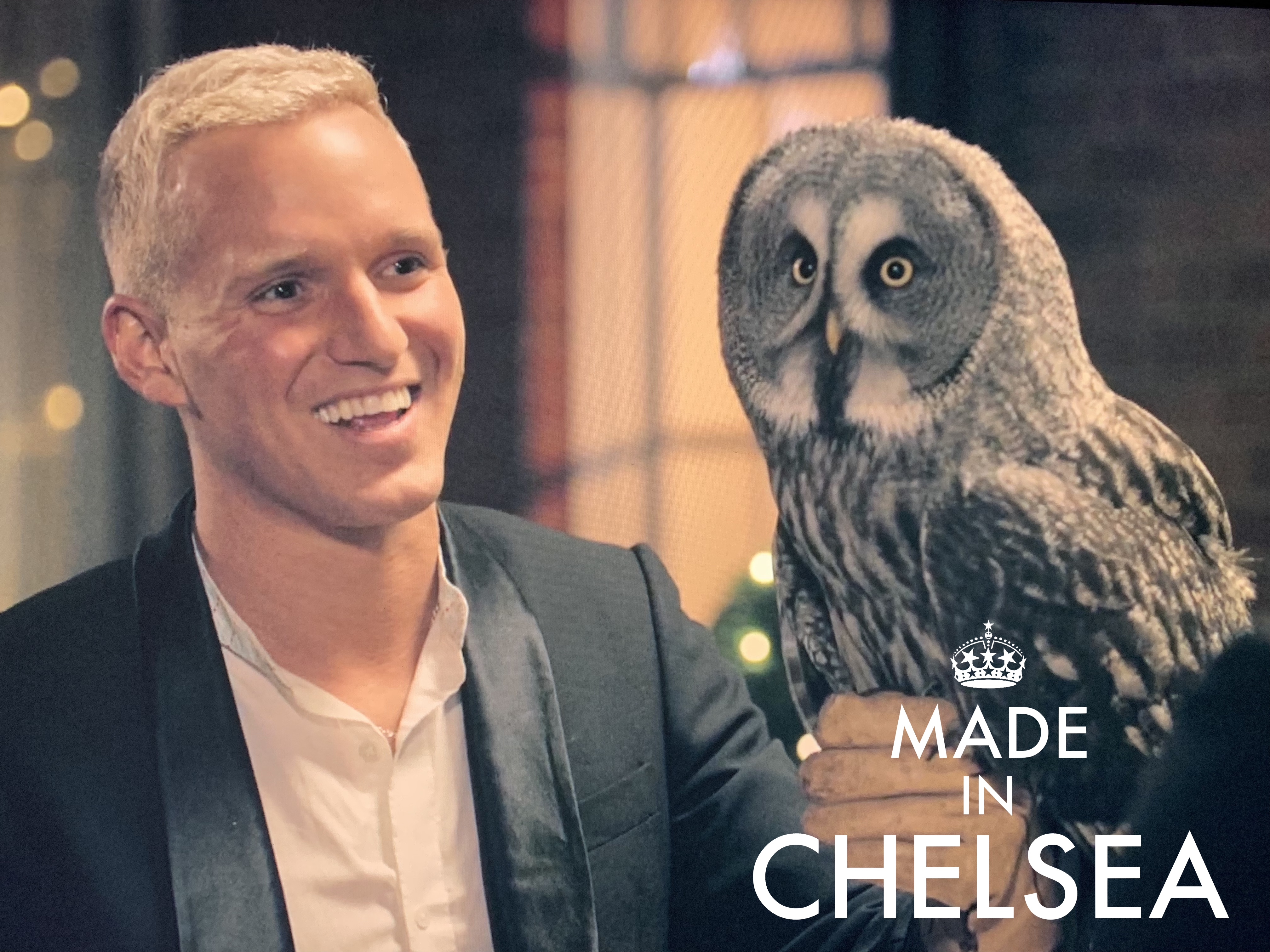 Made In Chelsea Owl
